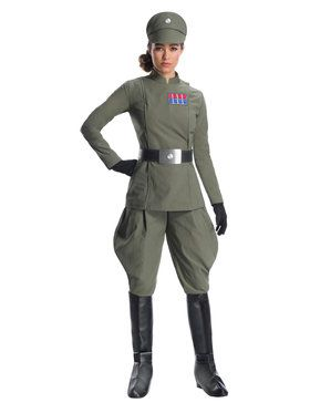 Star Wars Imperial Officer Costume For Women
