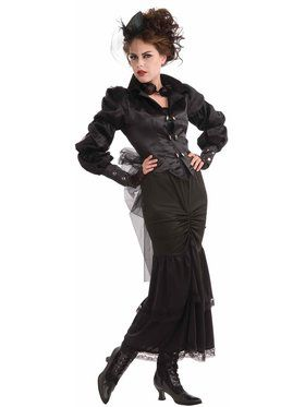 Womens Steampunk Victorian Costume