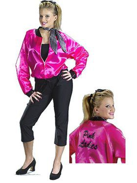 Womens T-bird Sweetie 50s Costume