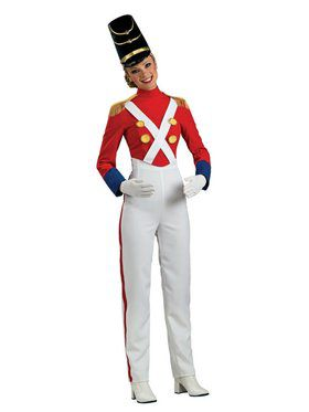 Toy Soldier Costume for Women