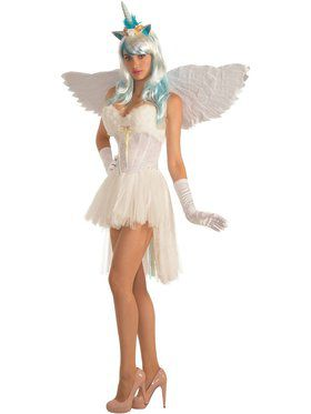 Unicorn Corset Womens Costume