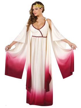 Womens Venus Goddess Of Love Costume