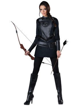 Womens Warrior Huntress Costume