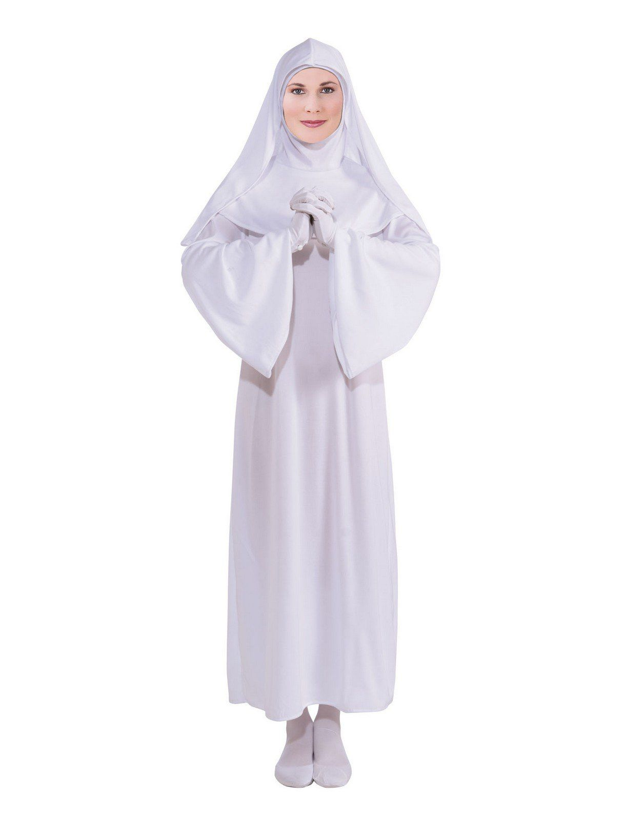 Womens White Nun Costume Womens Costumes For 2018 Wholesale
