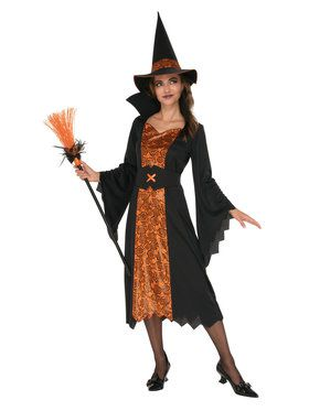Witch Costume for Women