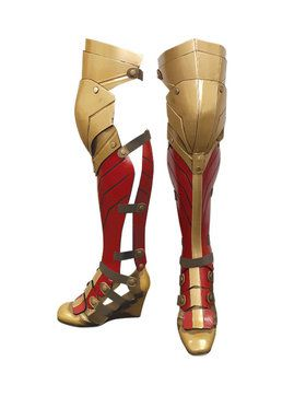 Women's WW84 Wonder Woman Boots