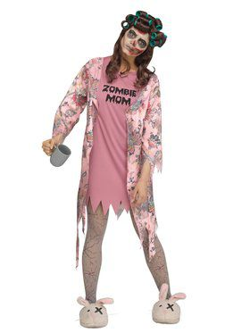 Womens Zombie Mommy Costume