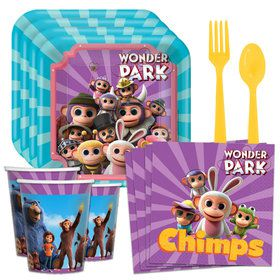 Wonder Park Standard Tableware Kit (Serves 8)