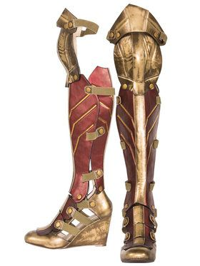 Adult Wonder Woman Boot