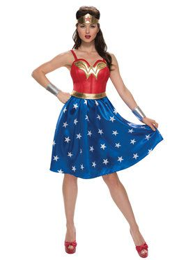 Wonder Woman Costumes Justice League At Wholesale Halloween Costumes