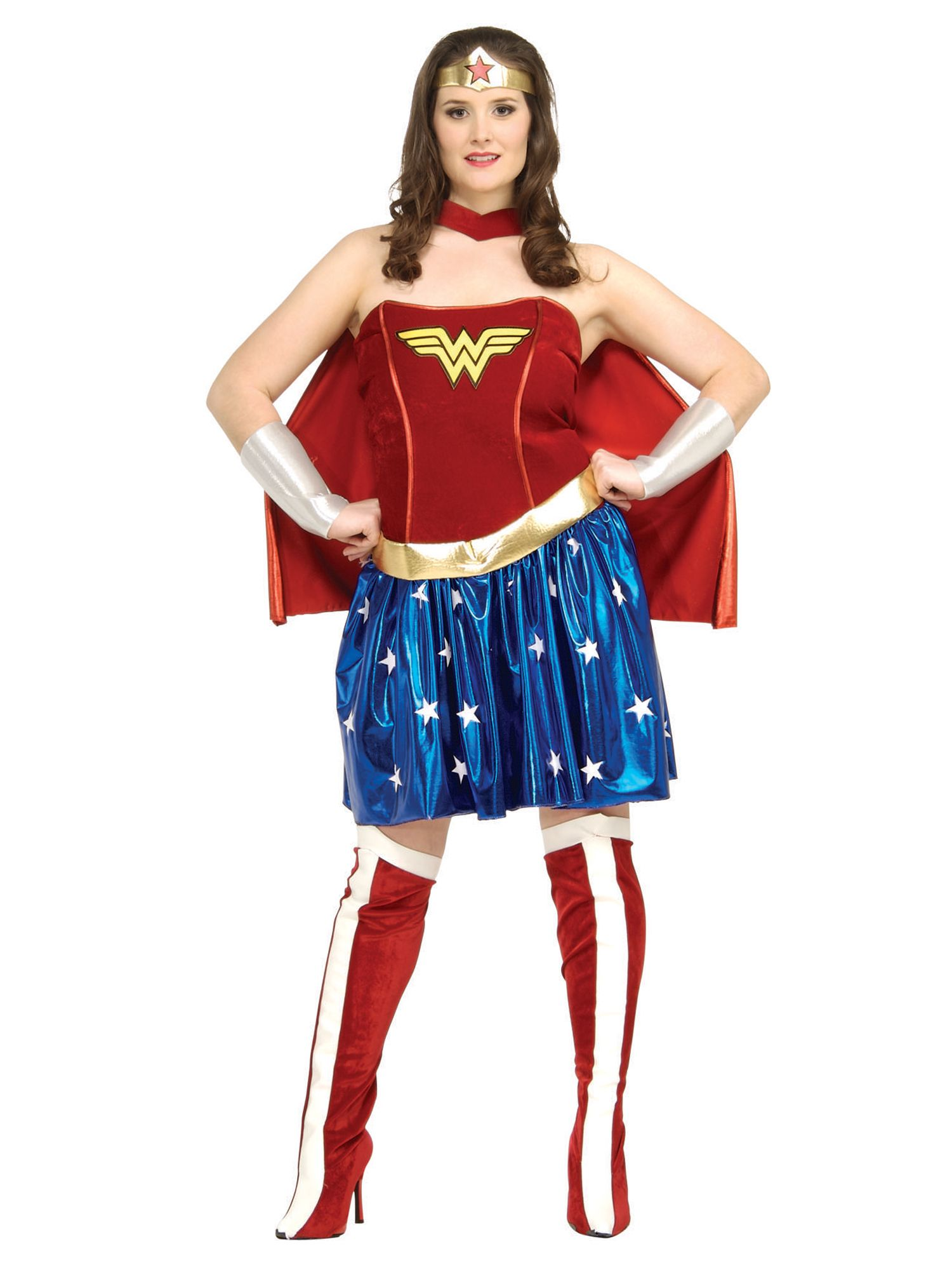 Rubie's Wonder Woman Plus Size Costume For Women