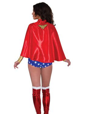 Wonder Woman Cape for Adults