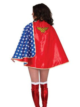 Deluxe Wonder Woman Cape