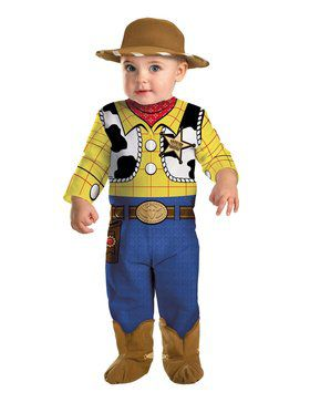 Woody Quality Infant Costume