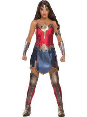 Wonder Woman WW2 Movie Costume for Adults