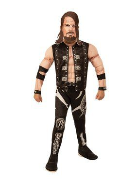 WWE AJ Styles Deluxe Costume for Kids