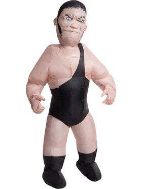 WWE Andre the Giant Inflatable Costume for Adults