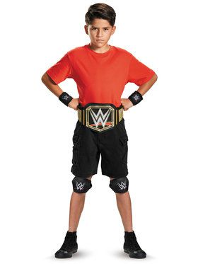 WWE Child's Champion Kit