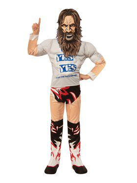 WWE Daniel Bryan Deluxe Costume for Kids