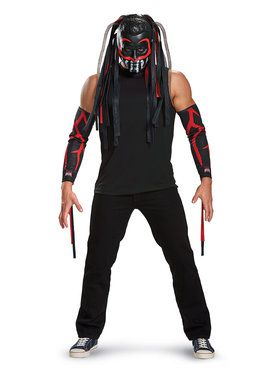 WWE Finn Balor Adult Costume Kit
