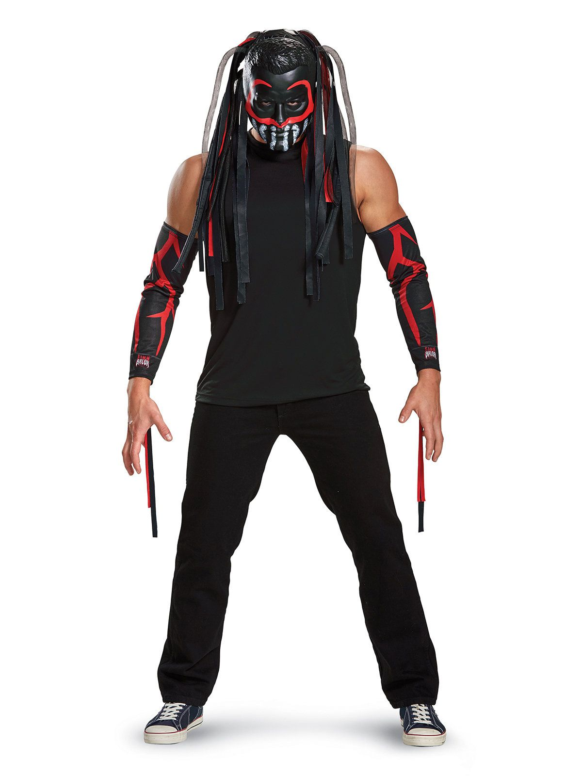 WWE Finn Balor Adult Costume Kit  sc 1 st  Wholesale Halloween Costumes & Wrestling Halloween Costumes at Low Wholesale Prices