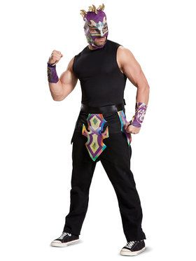 WWE Kalisto Costume Kit - Adult