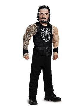 WWE Roman Reigns Classic Muscle Child Costume