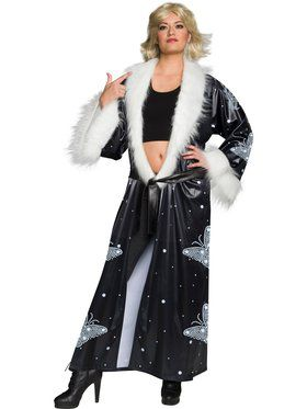WWE Women's Nature Girl Ric Flair Costume for Adults