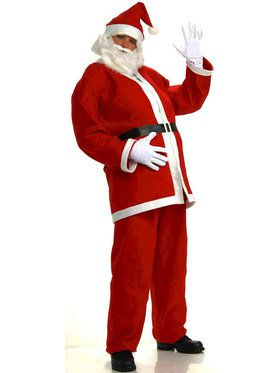 2Xl Simply Santa Suit