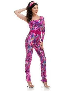Ya-zzercise Women's Costume