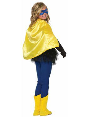 Yellow Cape for Child