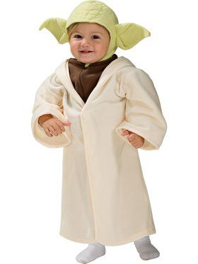 Yoda Infant/toddler Costume