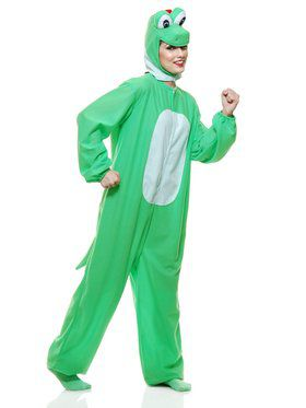 Adult's Yoshimoto the Green Dragon Costume