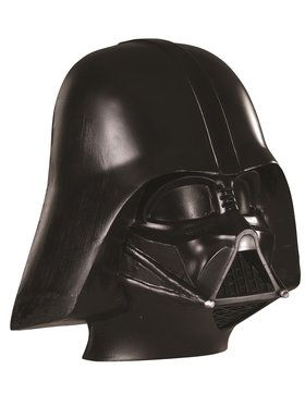 Youth Darth Vadar Face Mask