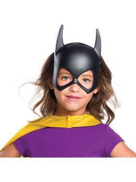 Youth DC Comics Batgirl mask