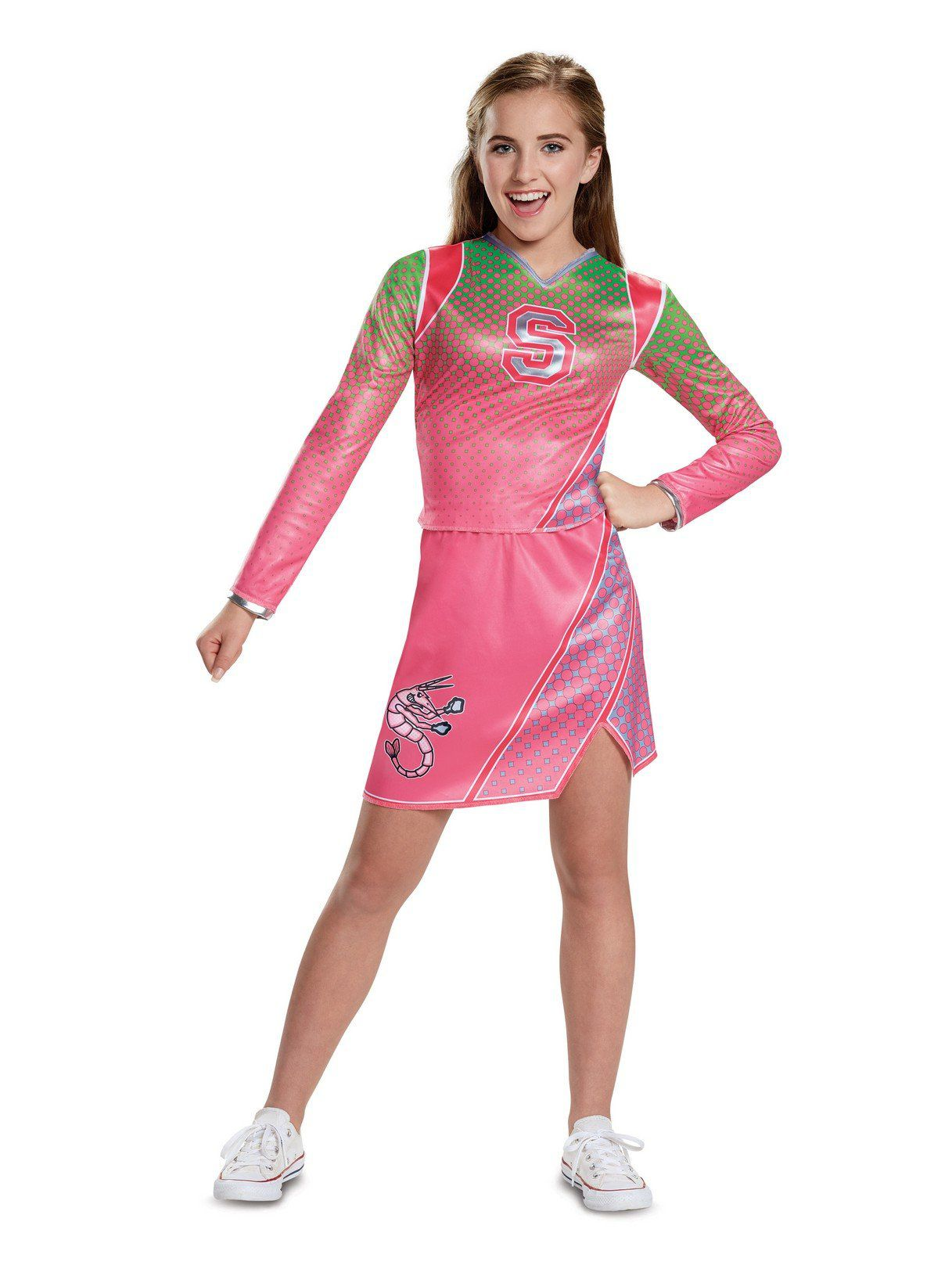 Zombie Halloween Costumes For Toddlers.Z O M B I E S Classic Child Addison Cheerleader Costume