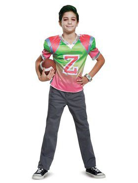 Z-O-M-B-I-E-S: Child Classic Football Jersey Zed Costume