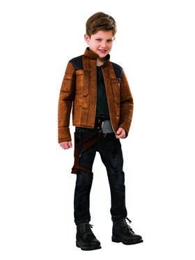 Solo: A Star Wars Story Han Solo Classic Dress-Up Set