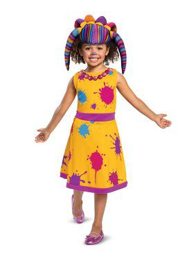 Zoe Walker Classic Toddler Costume