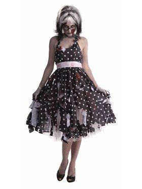 Zombie Housewife costume