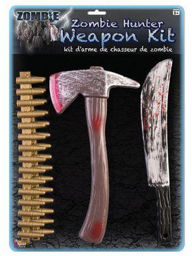 Zombie Hunter Weapon Accessory Kit