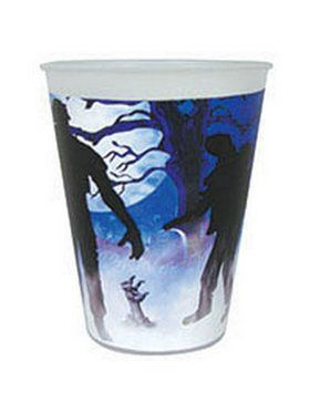 Zombie Party 9oz Paper Cups (8)