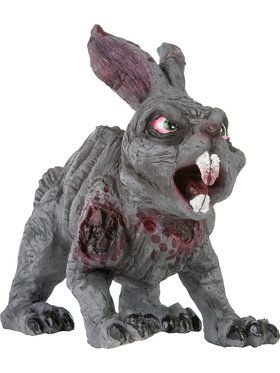"Zombie Rabbit 11"" Tall"