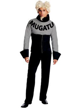 Zoolander Mugatu Men's Costume