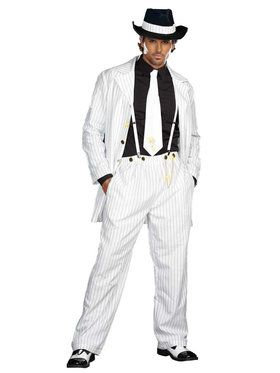 Zoot Suit Riot Costume For Adults